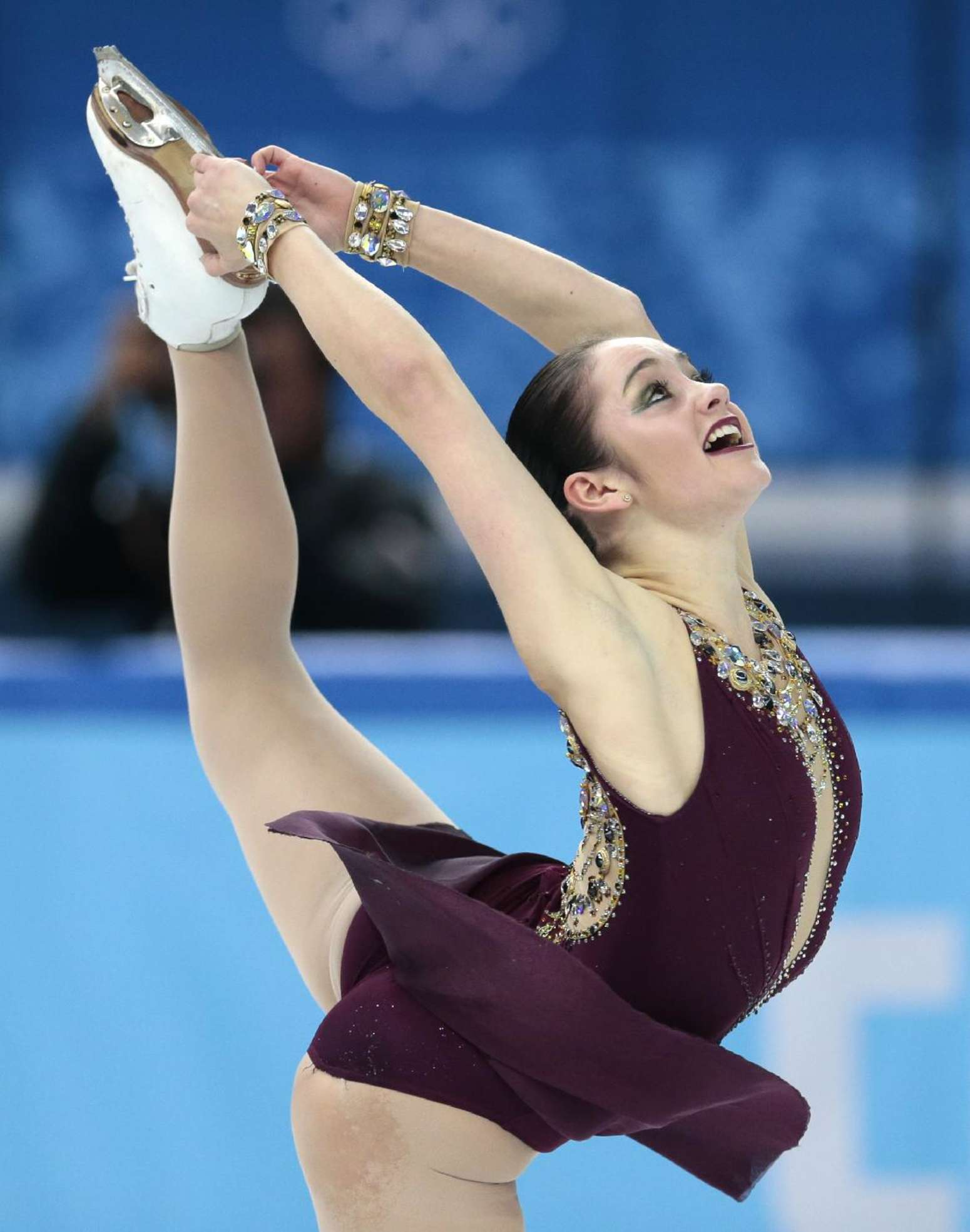 Kaetlyn Osmond Sochi Winter Olympics