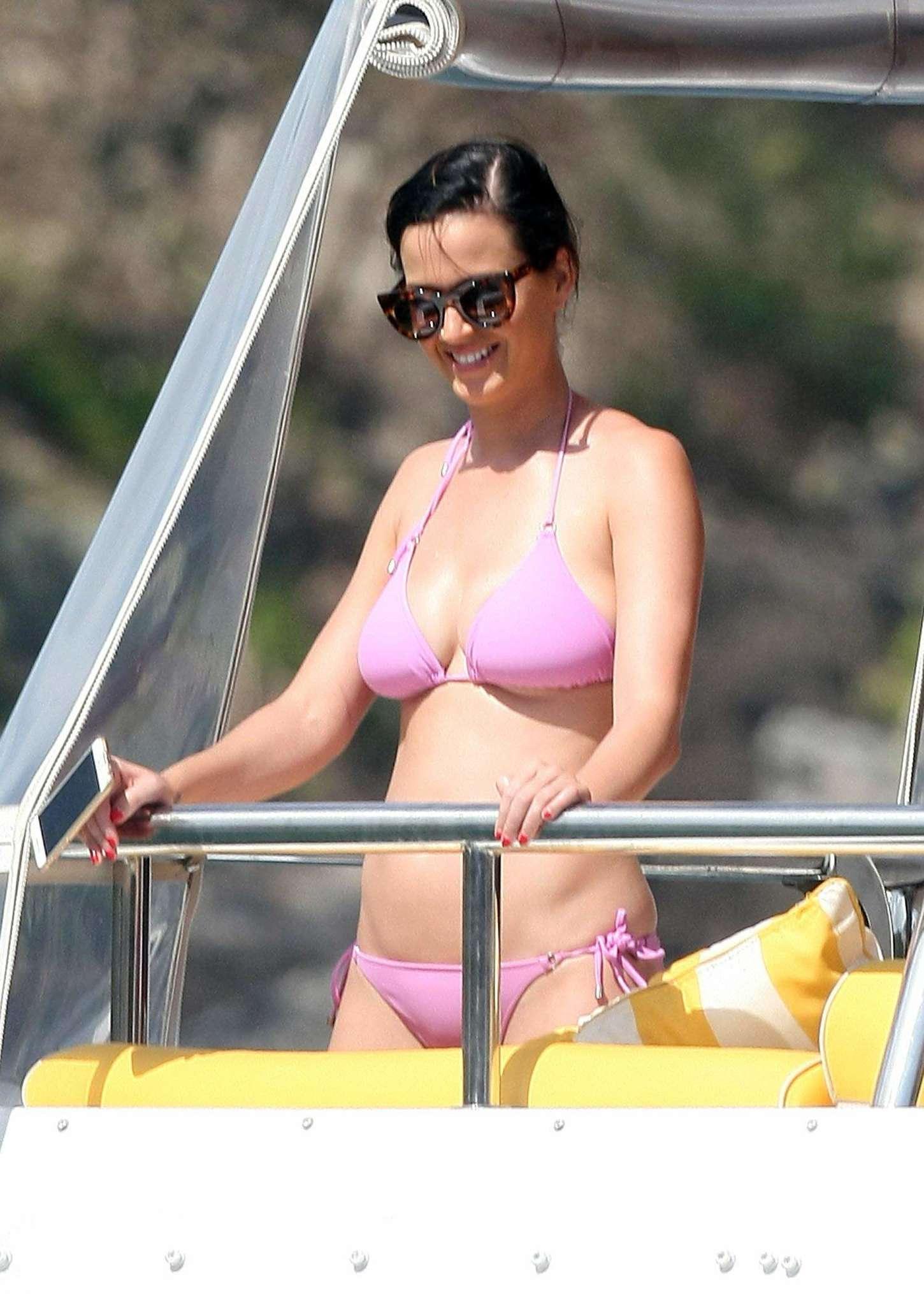 Katy Perry in Pink Bikini 12  GotCeleb