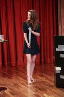 Kristen Stewart Late Night With Jimmy Fallon-15 - Gotceleb