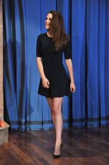 Kristen Stewart Late Night With Jimmy Fallon-19 - Gotceleb
