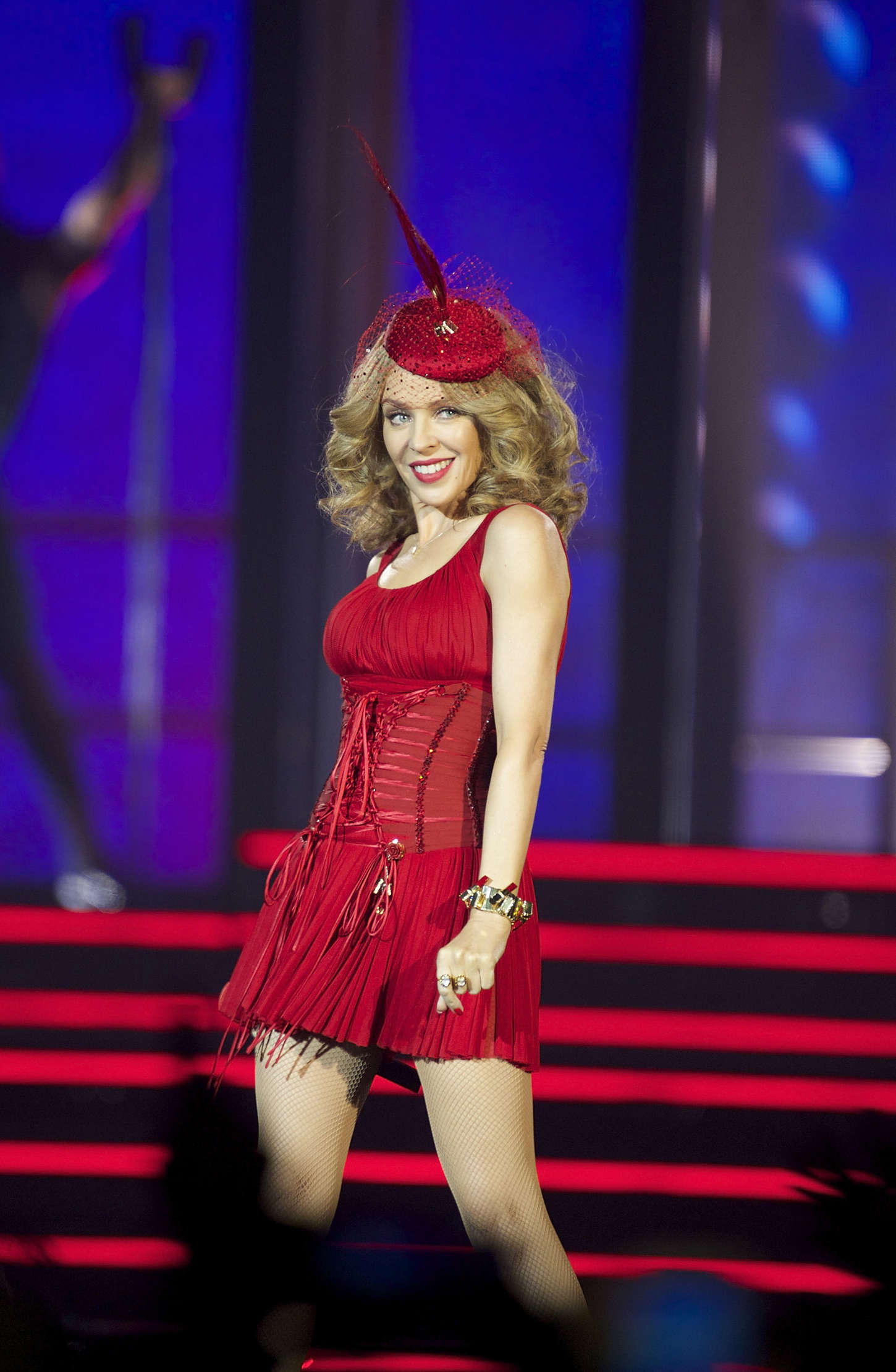 Kylie Minogue: Kiss Me Once Tour in Madrid -22   GotCeleb