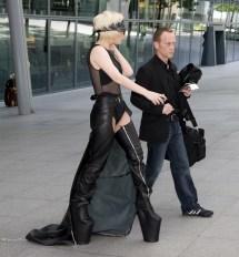 Lady Gaga Heels