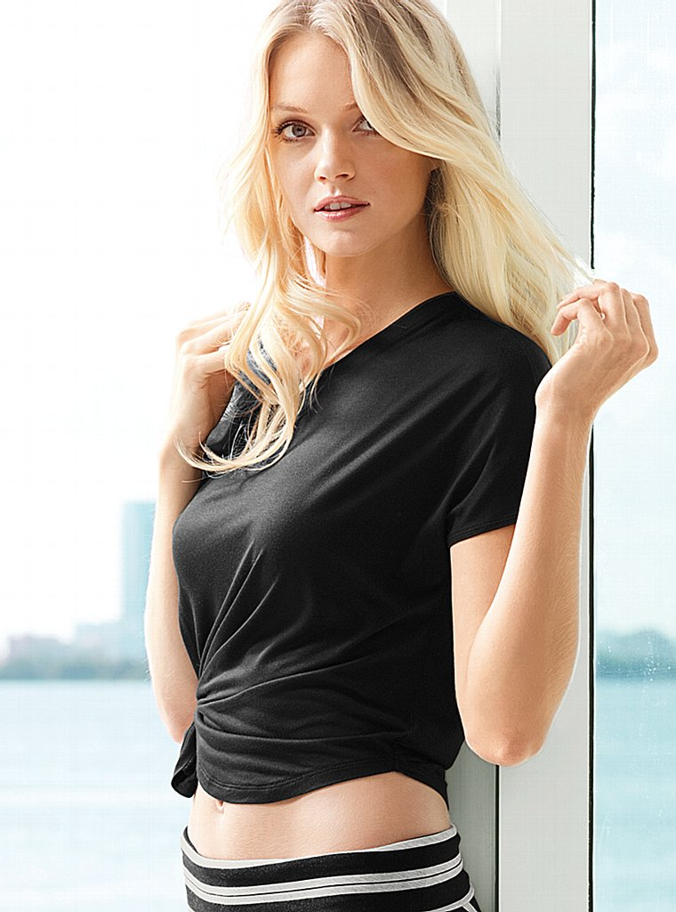 Ralph Lauren Wallpaper Hd Lindsay Ellingson In Victorias Secret Photoshoot 10 Gotceleb