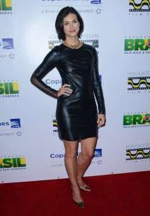 Morena Baccarin 6th Annual Hollywood Brazilian Film