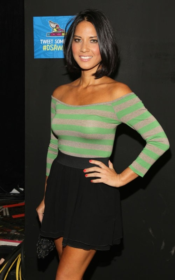 Olivia Munn – 2011 Do Something Awards