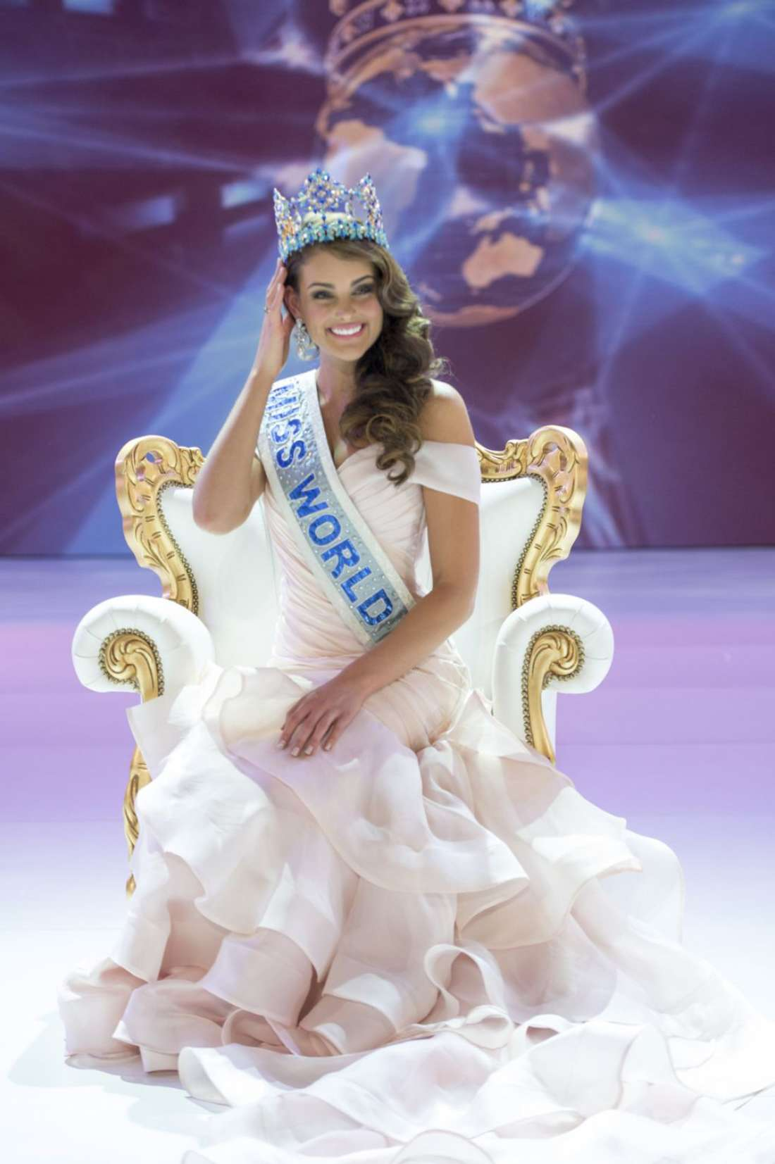 Rolene Strauss Miss World 2014 Ceremony In London