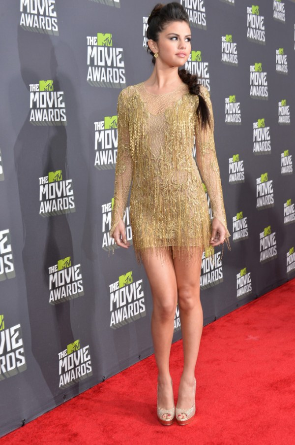 Selena Gomez AT 2013 MTV MOVIE AWARDS Wrestling Forum