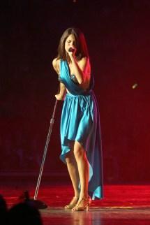 Selena Gomez - Sexy Stage In Vancouver-15 Gotceleb