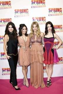 Selena Gomez - Spring Breakers Premiere In Rome-04 Gotceleb