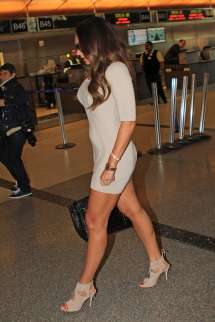 Tamara Ecclestone Hot In Tight Dress-01 Gotceleb