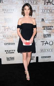 Adelaide Kane Tao Group La Grand Opening Block Party In
