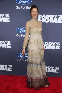 Alessandra Ambrosio - 'daddy' Home' Premiere In York