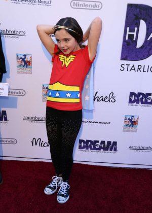 Alexa Nisenson  Starlights Dream Halloween Party in Los