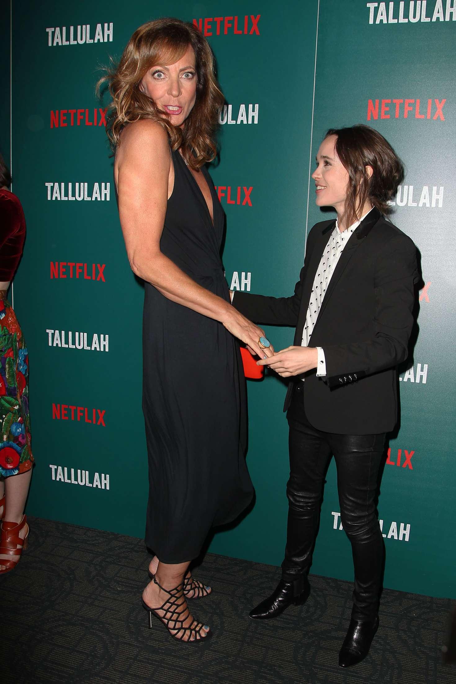 Allison Janney Tallulah NY Screening 03  GotCeleb