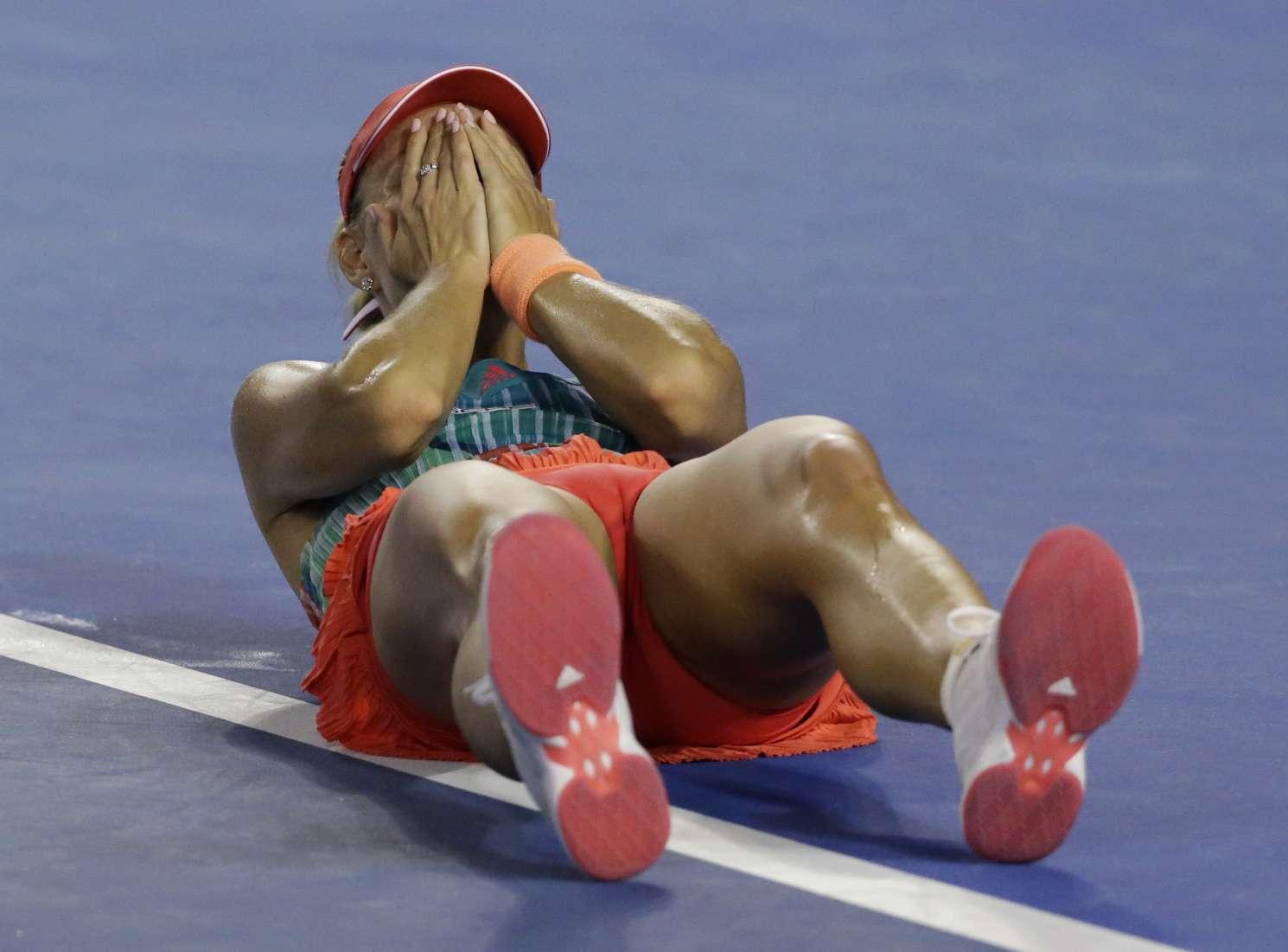 Angelique Kerber vs Serena Williams Womens singles final