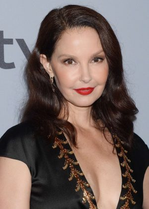 Ashley Judd 2018 InStyle And Warner Bros Golden Globes