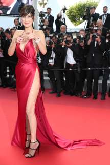 Bella Hadid Unknown Girl Premiere 2016 Cannes Film