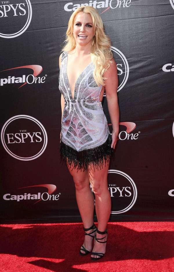 2015 ESPYS Britney Spears