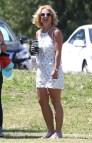 Britney Spears Mini Dress Wind - Bing
