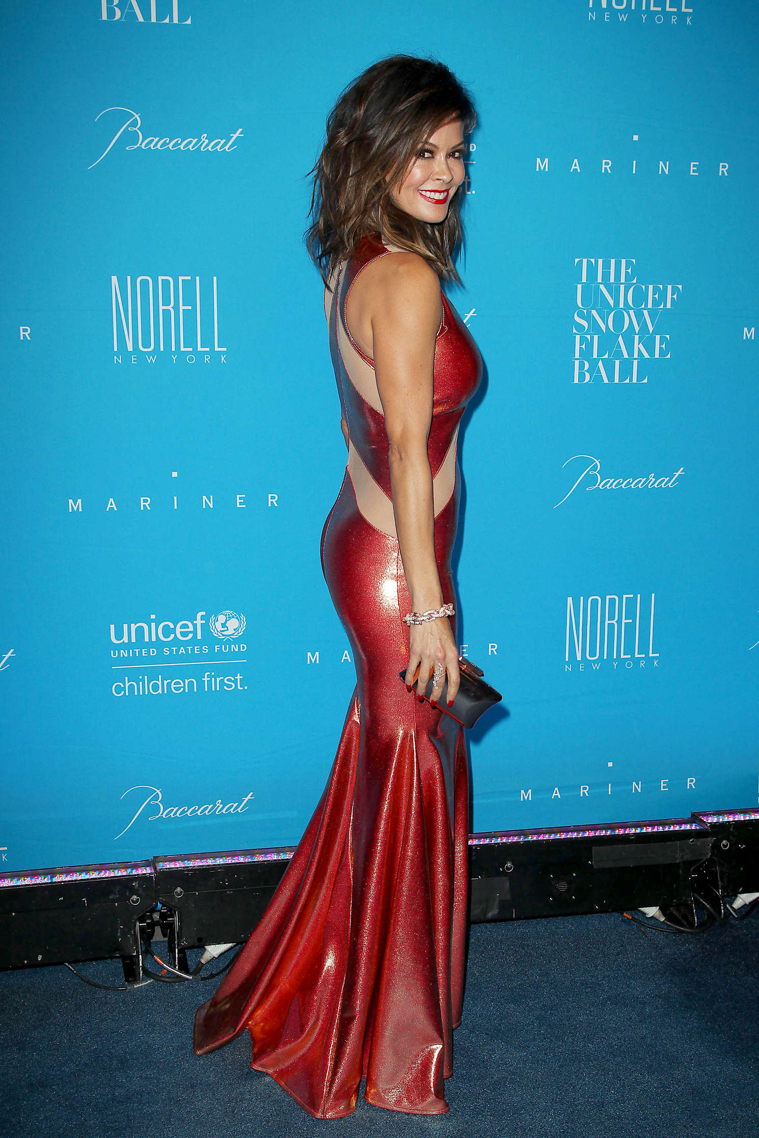 View deals for cipriani, a belmond hotel, venice, including fully refundable rates with free cancellation. Brooke Burke: 2015 UNICEF Snowflake Ball at Cipriani Wall