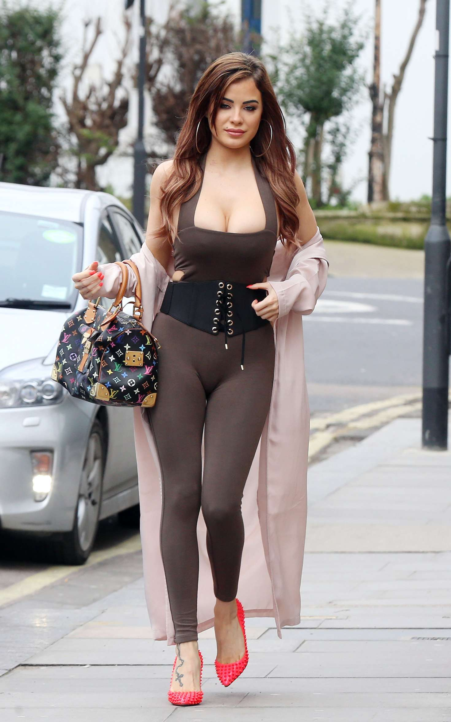 Carla Howe in Tights 17  GotCeleb