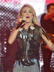 Carrie Underwood Stagecoach Festival