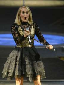 Carrie Underwood Oklahoma