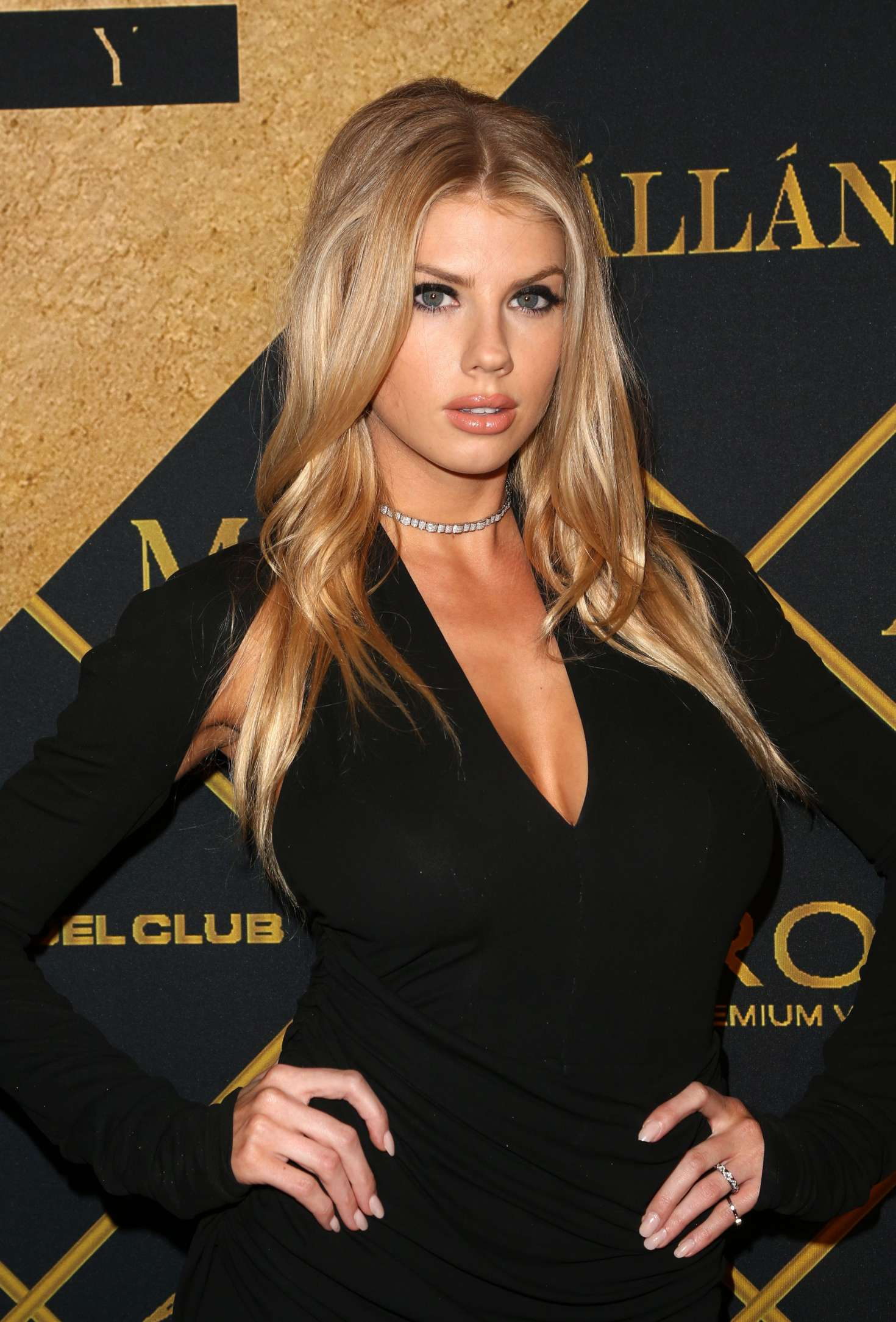 Charlotte McKinney  2016 Maxim Hot 100 Party in Los