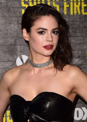 Conor Leslie  Shots Fired TV Series Premiere in Los Angeles  GotCeleb