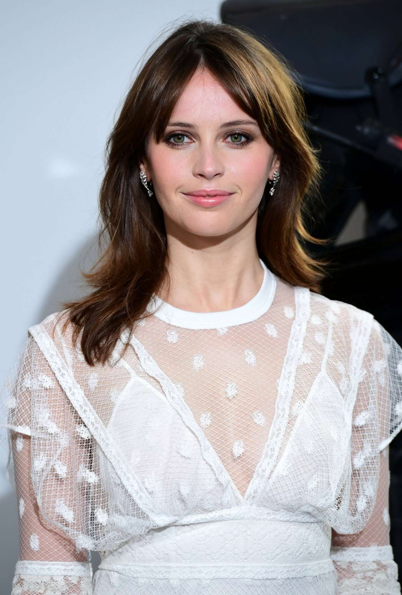 Felicity Jones Rogue One A Star Wars Story Photocall