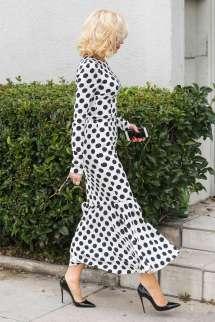 Gwen Stefani Short Dress