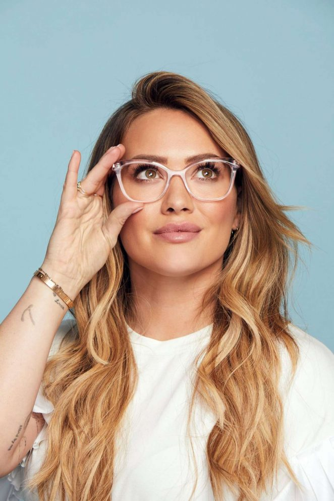 Image result for hilary duff glasses usa
