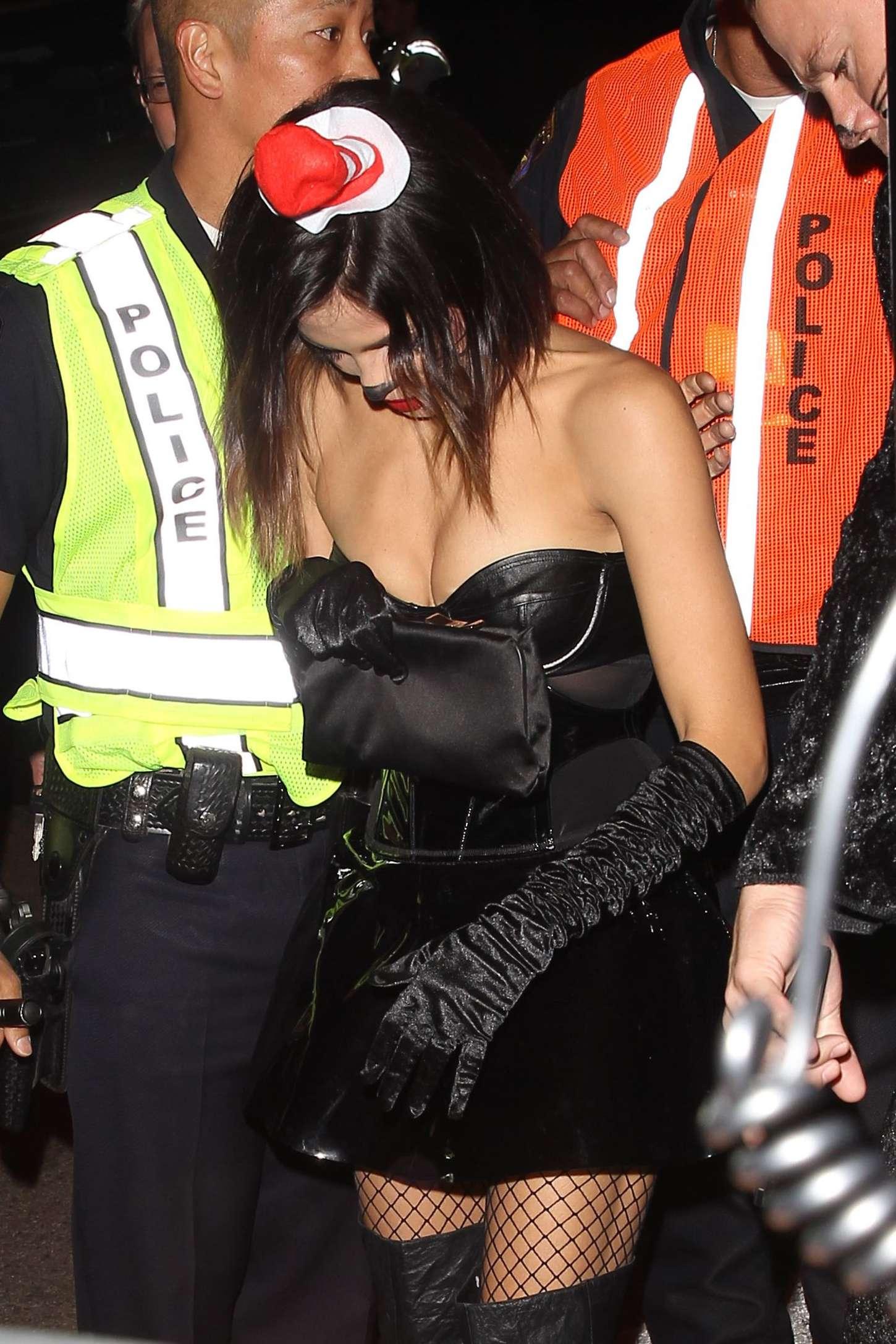 Jenna Dewan Tatum  Casa Tequila Halloween Party in Beverly Hills  GotCeleb