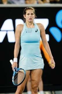Julia Goerges 2018 Australian Open Grand Slam In