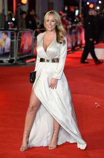 Kate Wright - 'daddy' Home' Premiere In London