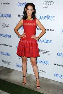 Katie Holmes Dress