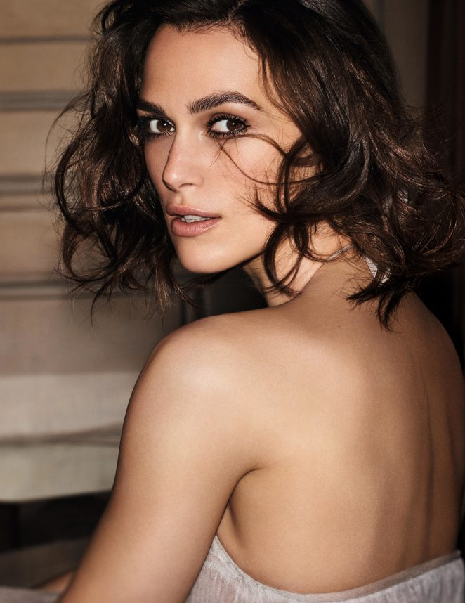 Keira Knightley As Coco Chanel