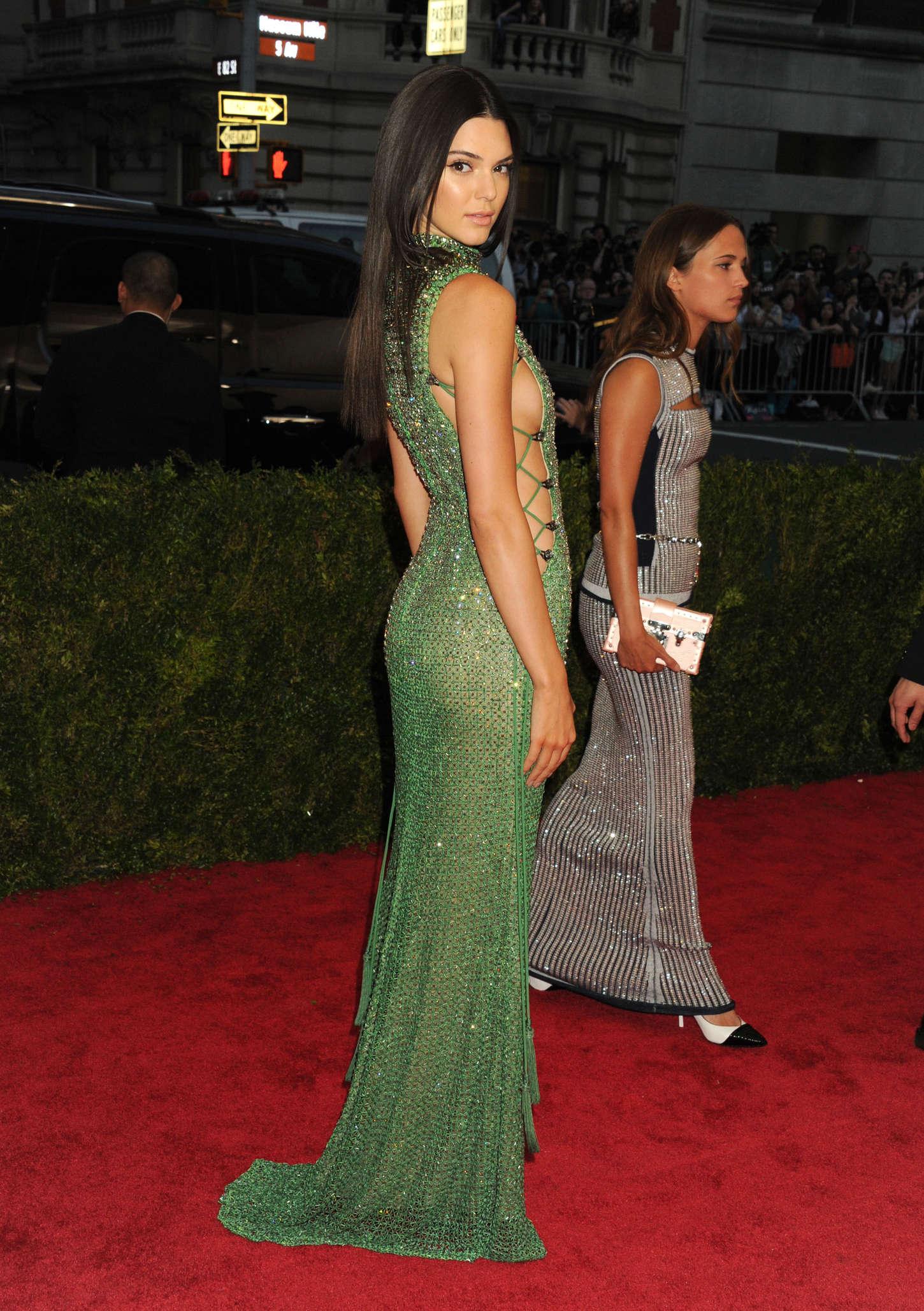 Kendall Jenner: MET Gala 2015 -24 - GotCeleb