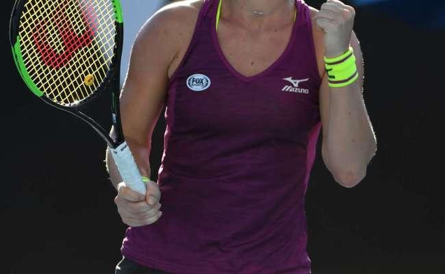 Kiki Bertens 2018 Australian Open Grand Slam In