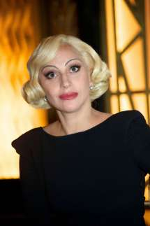 Lady Gaga American Horror Story Hotel Press