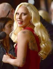 Lady Gaga American Horror Story Hotel La Screening -29