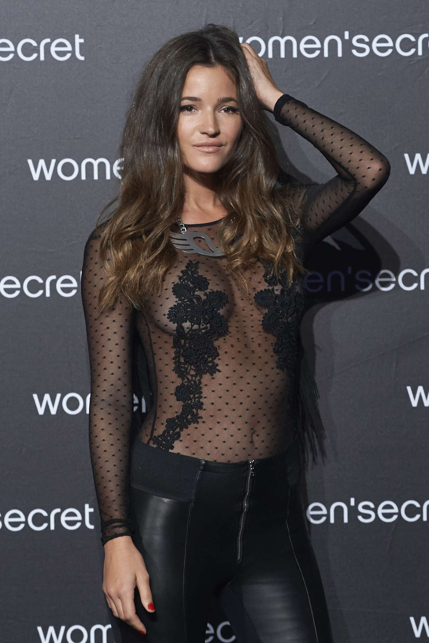 Malena Costa  WomenSecret Photocall in Madrid  GotCeleb
