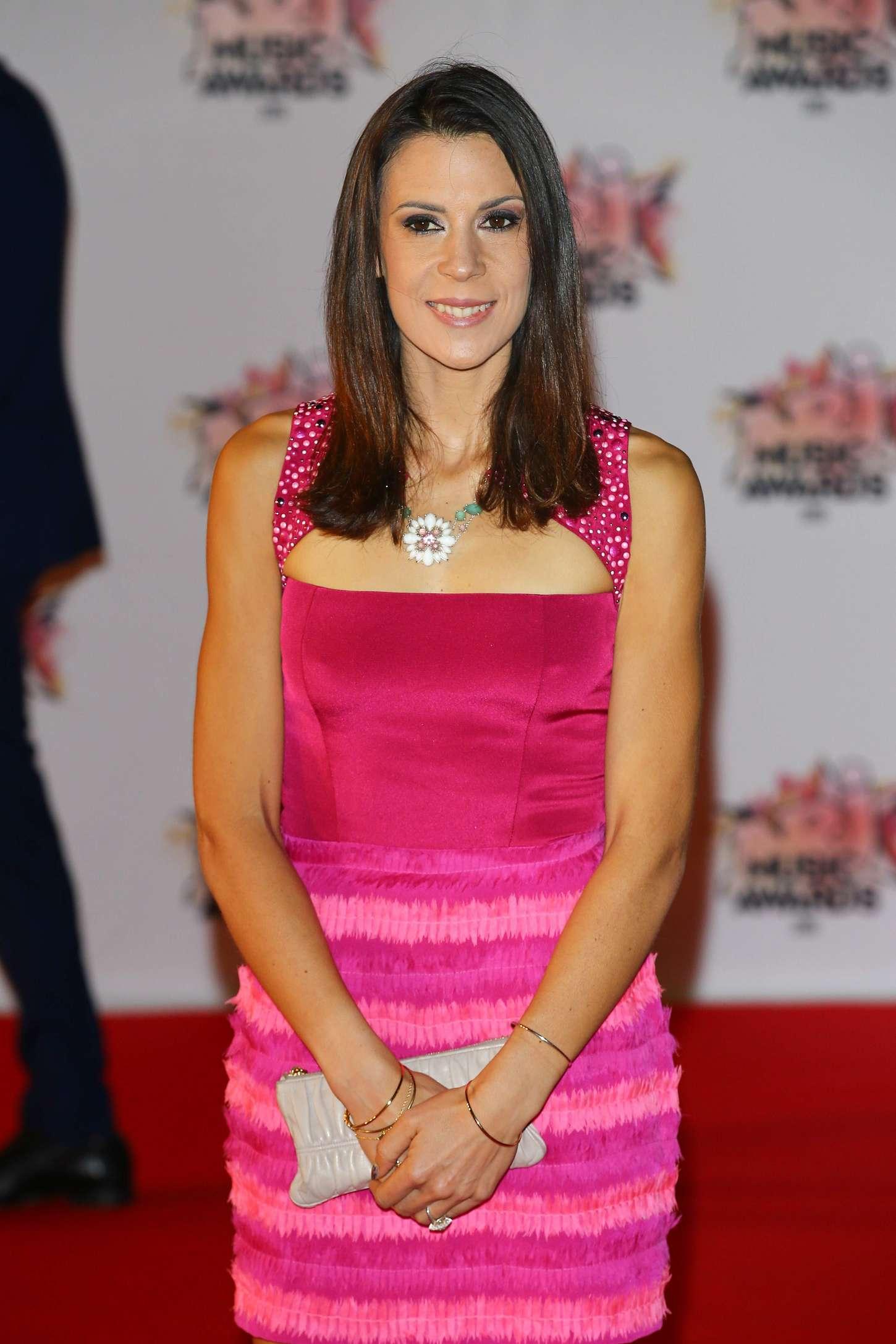 Marion Bartoli 17th Nrj Music Awards In Cannes Gotceleb