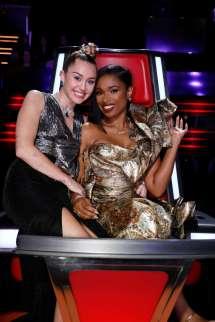 Miley Cyrus Voice Season 13