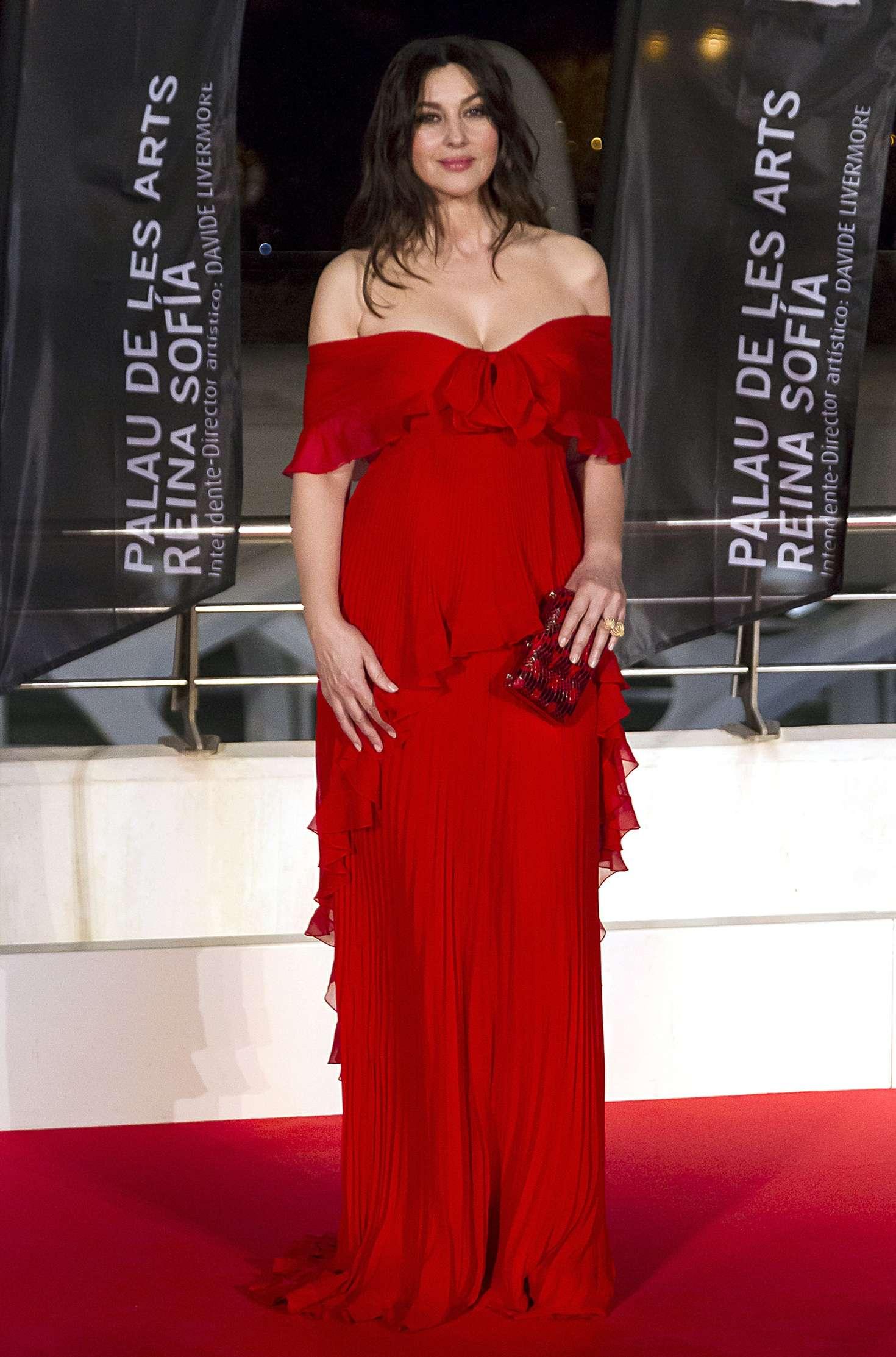 Monica Bellucci 'La Traviata' Opera Opening Night In