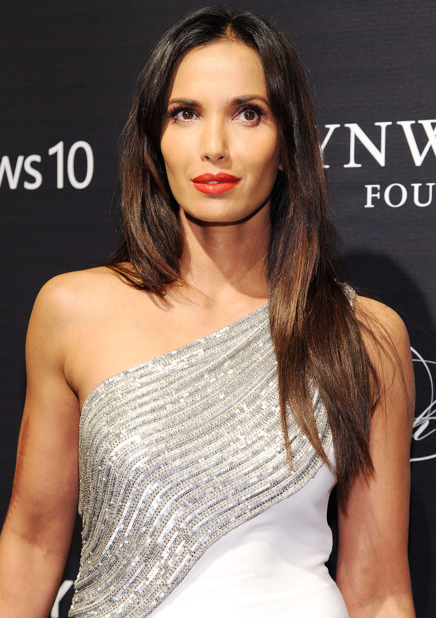 Padma Lakshmi Keep A Child Alive Black Ball In New York GotCeleb