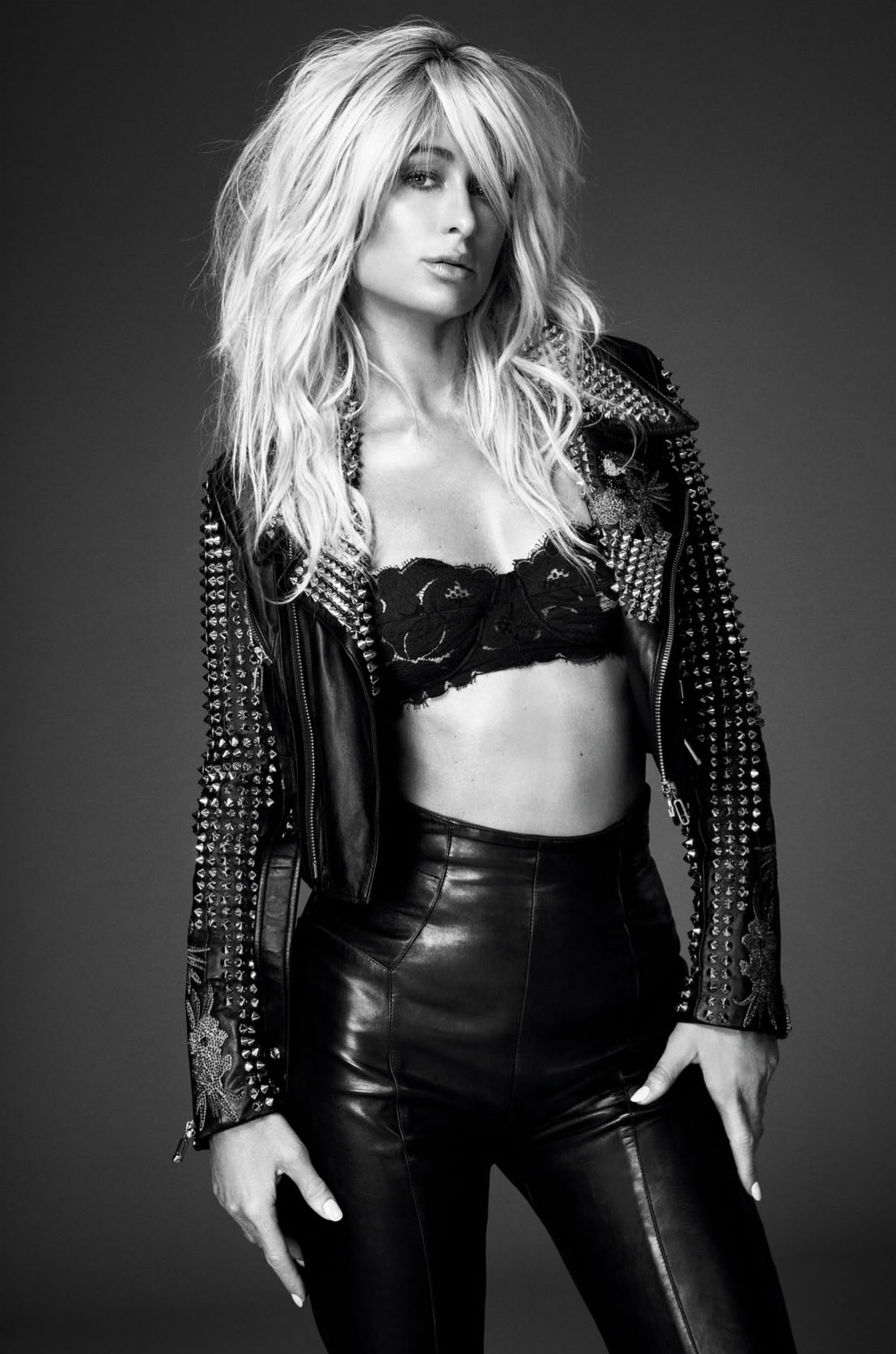 Paris Hilton  Interview Germany Magazine JulyAugust 2015  GotCeleb