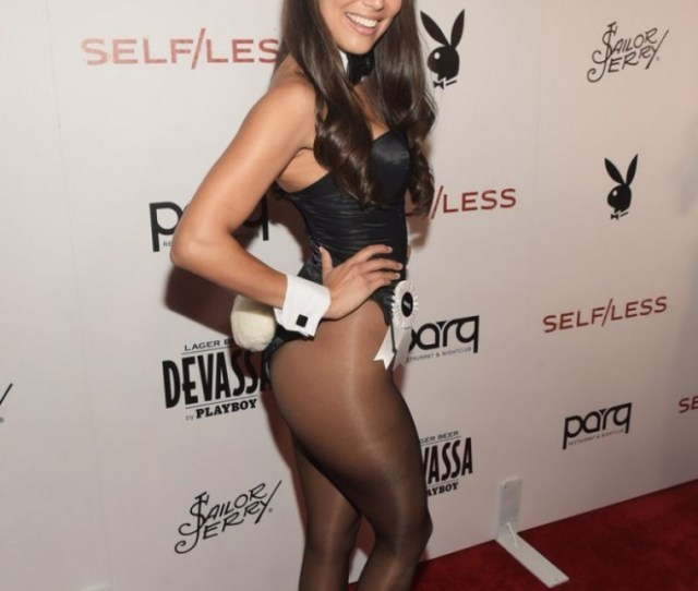Raquel Pomplun Playboy Self Less Party At Comic Con In San Diego