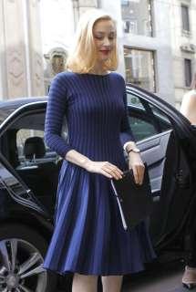 Sarah Gadon Arriving Hotel Armani In Milan Gotceleb