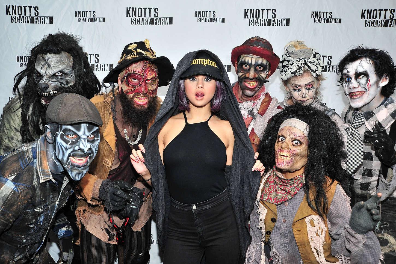 Chantel Jeffries Halloween